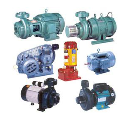Machine Sectors, Engines & Pumps